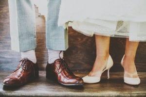 נעלי חתן וכלה